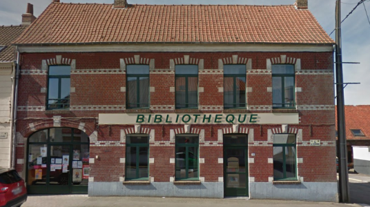 Le Café -Commerce de Eecke: «Au cerf»