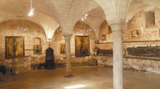 L'Abbaye de Dommartin à Tortefontaine