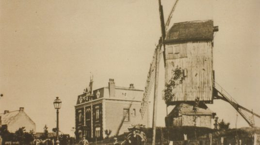 Le moulin VIEREN d'Estaires