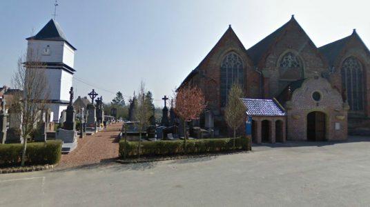 L'église d'Eecke et son orgue